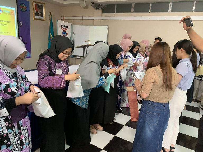Exchange at the Issan College of Nursing