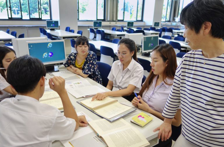 Discussions about the University's curriculum