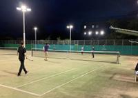 ソフトテニスサークル