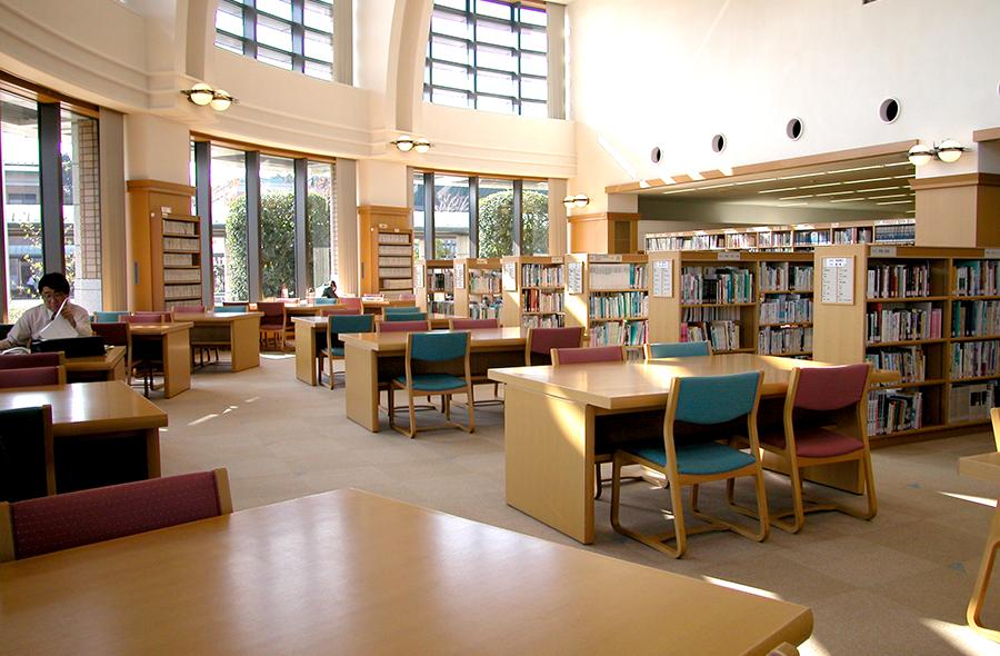 Florence Nightingale Library