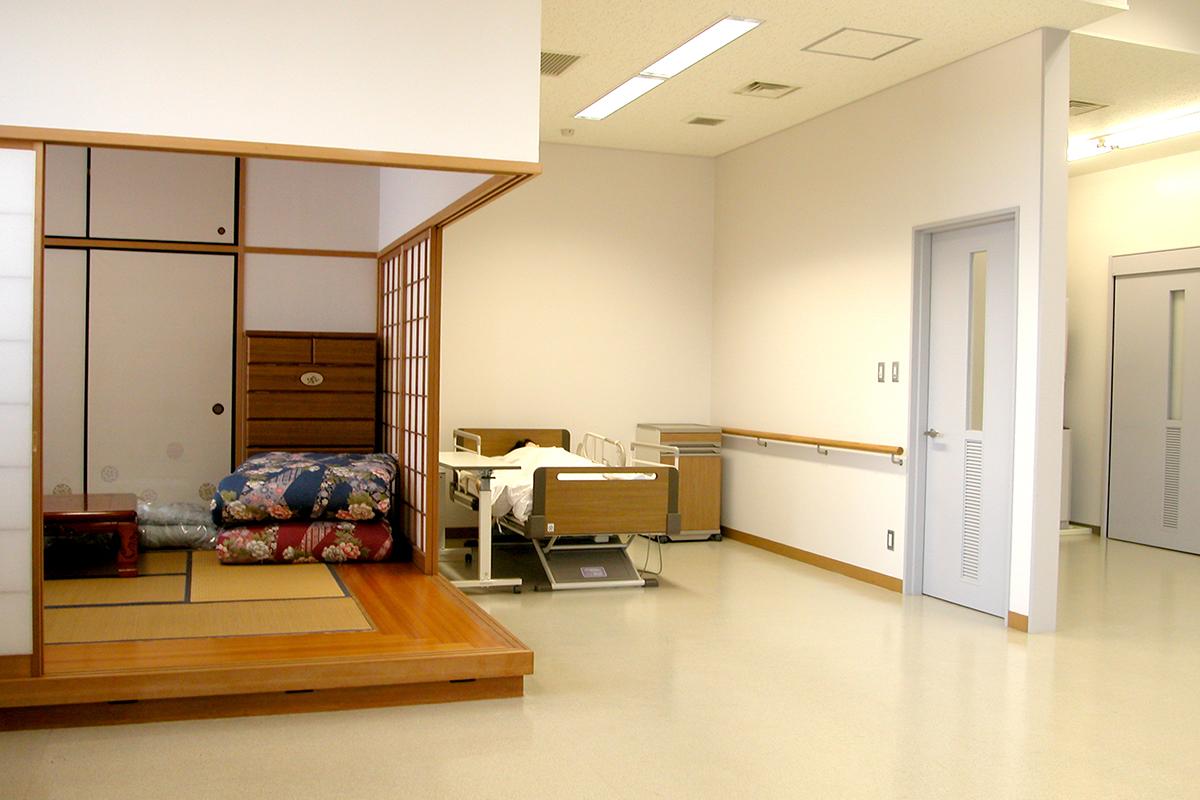 家庭看護・人間関係実習室